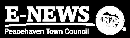 Seaford Town Council logo - E-News