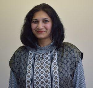 Photo of Councillor Nazish Adil