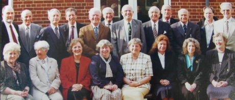 Photograph of the 1999 Seaford Town Councillors