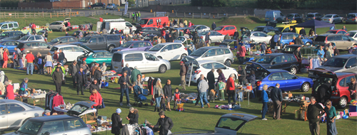 Car Boot Sale - Rotary
