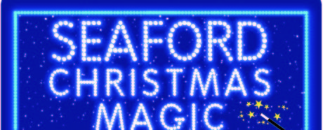 Seaford Christmas Magic Logo