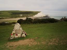 A photo of the Cuckmere Valley War Memorial