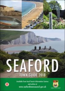 Seaford Town Guide cover