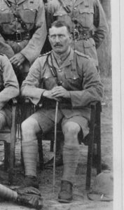Major Bromley VC