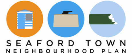 Seaford Neighbourhood Plan logo