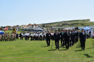 Armed Forces Day Martello Fields