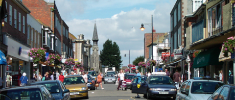 Seaford Town Centre