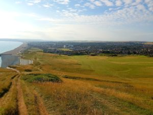 Golf and Seaford Bay