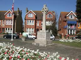 A photograph of Sutton road War Memorial