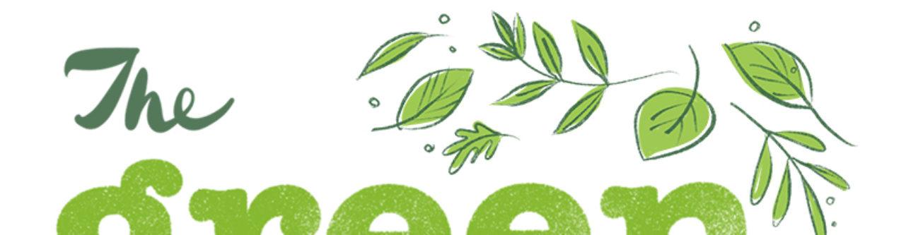 The Green Show Logo