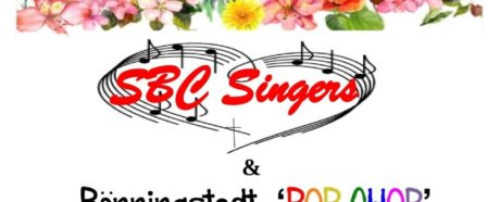 SBC Singers poster