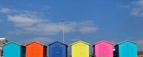 West View Beach Huts