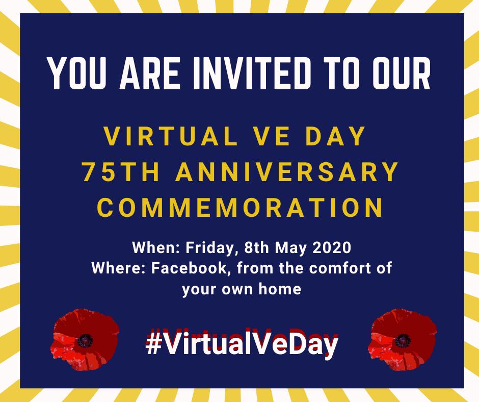 Invitation to VE Day