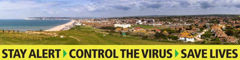 Control the virus