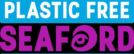 Logo - Plastic Free Seaford / Surfers against Sewage