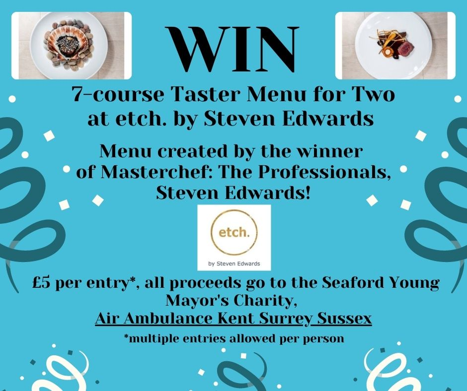 Poster setting out Young Mayor fundraiser (text same as stated in the webpage)