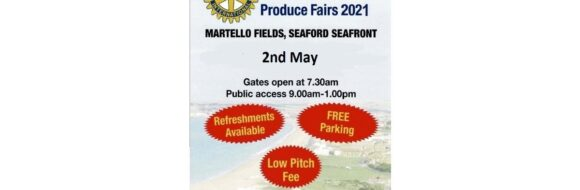 Rotary Car Boot Sale at Martello Fields