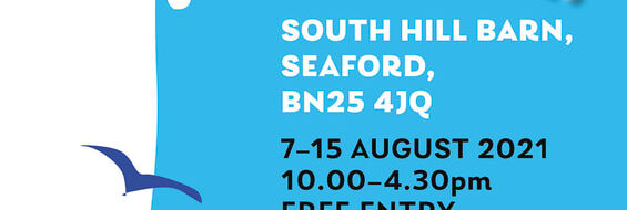 07/08/21 'Cliffhanger' Art Exhibition South Hill Barn 7-15th August 2021