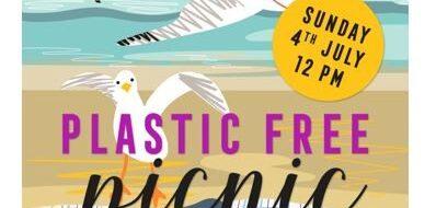 Plastic Free Picnic 4th July 2021