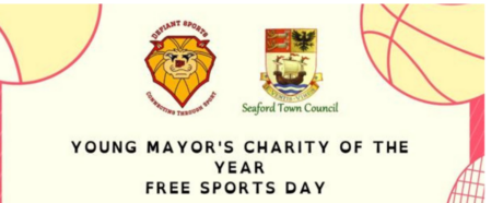 banner - Young Mayors Charity Free Sports day